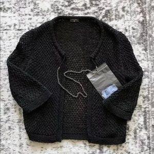 Chanel 11P spring 2011 chain cardigan/blazer 42